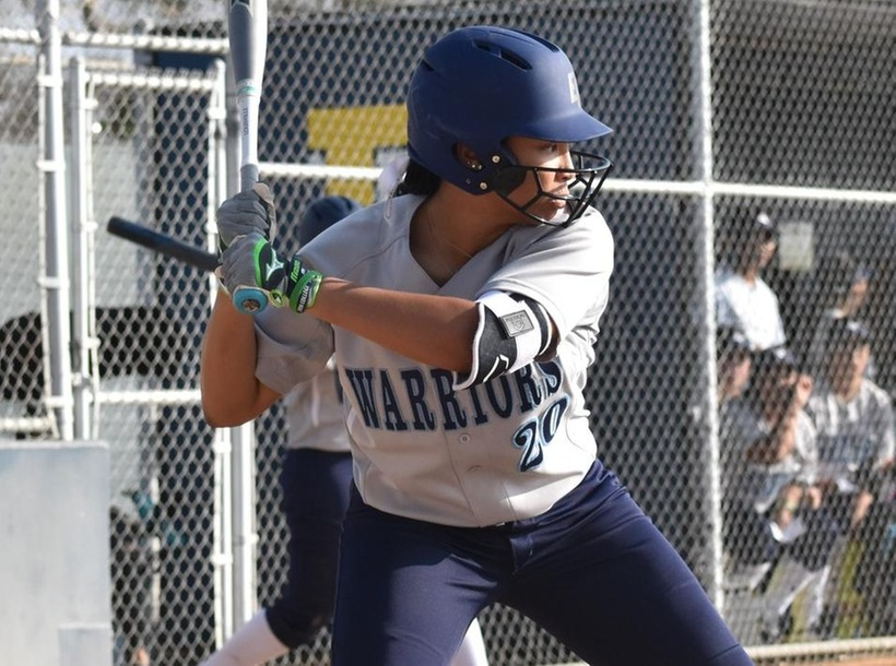 Big Inning Lifts Softball to Victory over Chaffey