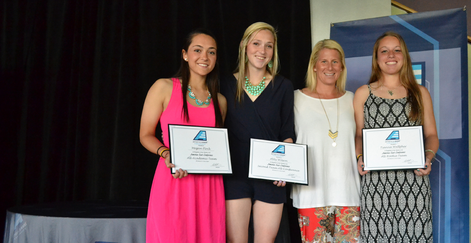 UMBC Women's Lacrosse Earns a Trio of America East Honors at Annual Banquet