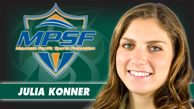 KONNER NAMED MPSF NEWCOMER OF THE WEEK