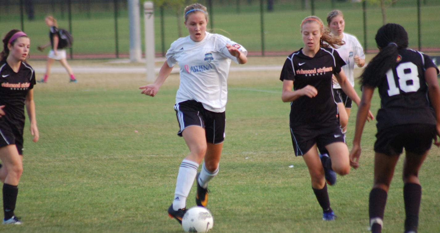 Meet the Future of Bronco Women's Soccer: Jenna Holtz