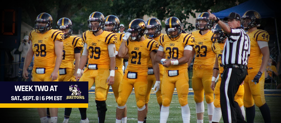 Week Two Preview | Grizzlies Head North for Final Non-Conference Matchup