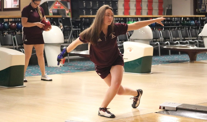 Bowling Finishes Tenth at Columbia 300 Western Shootout