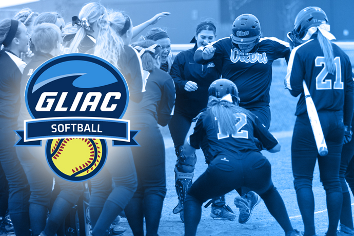 Oilers Earn 7th-Seed in GLIAC Tournament