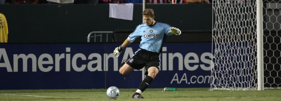 Kennedy A Keeper For Chivas USA