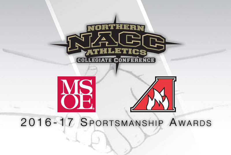 2016-17 NACC Sportsmanship Awards
