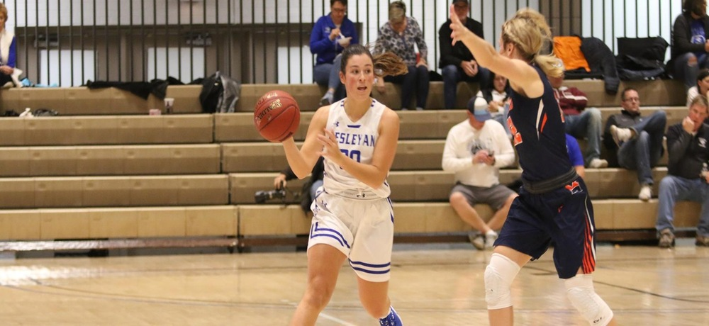 NAIA Division II Women's Basketball National Player of the Week - No. 1