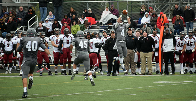 Football Video Recap versus Ursinus