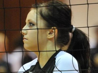 Volleyball Posts Conference Win at Sewanee Cross