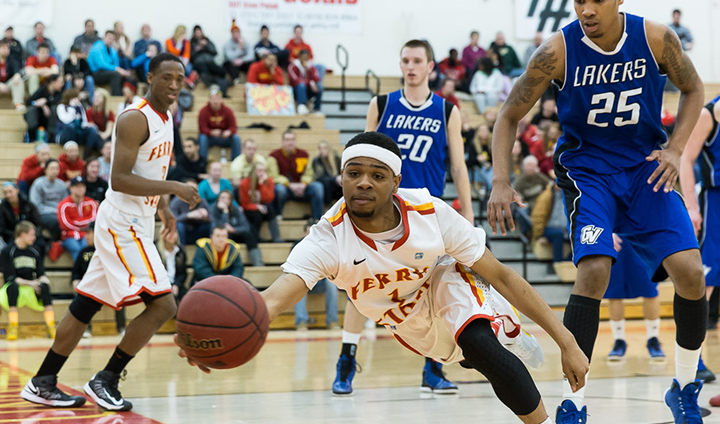Ferris State Nearly Knocks Off Rival GVSU In Overtime In Another Classic Meeting