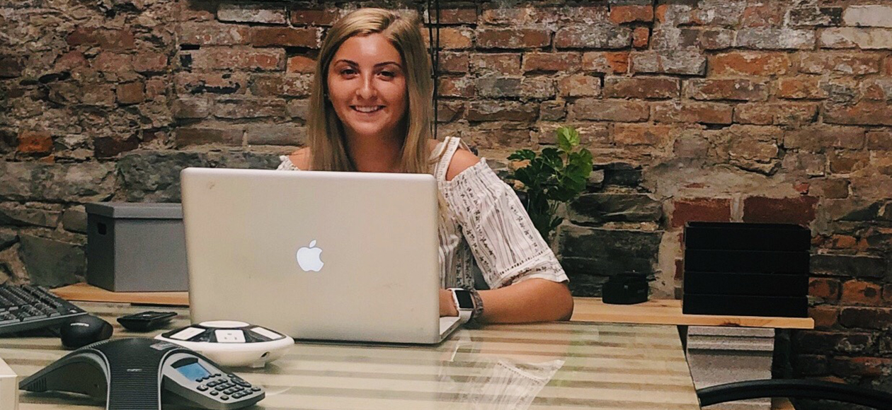 INTERNSHIP INSIGHT: Jennifer Stone '21 - Sugoi Social Media