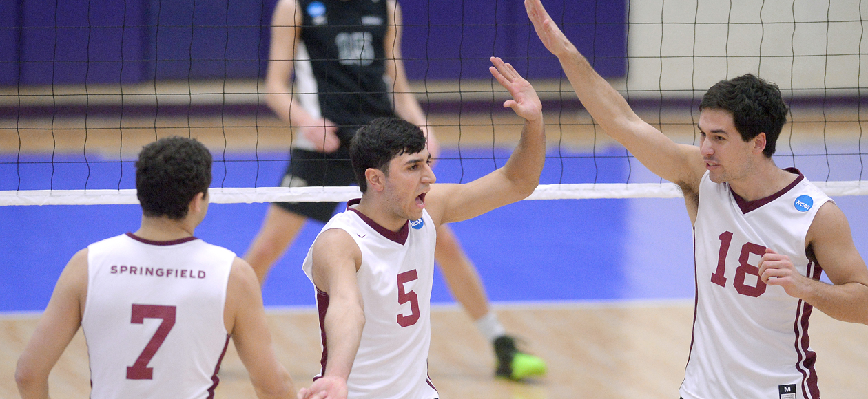 Men's Volleyball Ranked No. 1 in 2017 AVCA Preseason National Poll