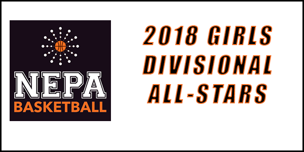 2018 Girls Divisional All-Stars