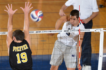 No. 9 Penn State Begins Eight Match Road Trip at Rutgers-Newark, NJIT