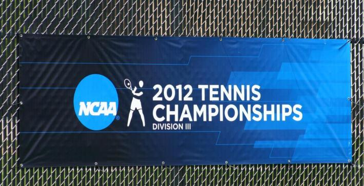 Men's Tennis season ends in NCAA Tournament