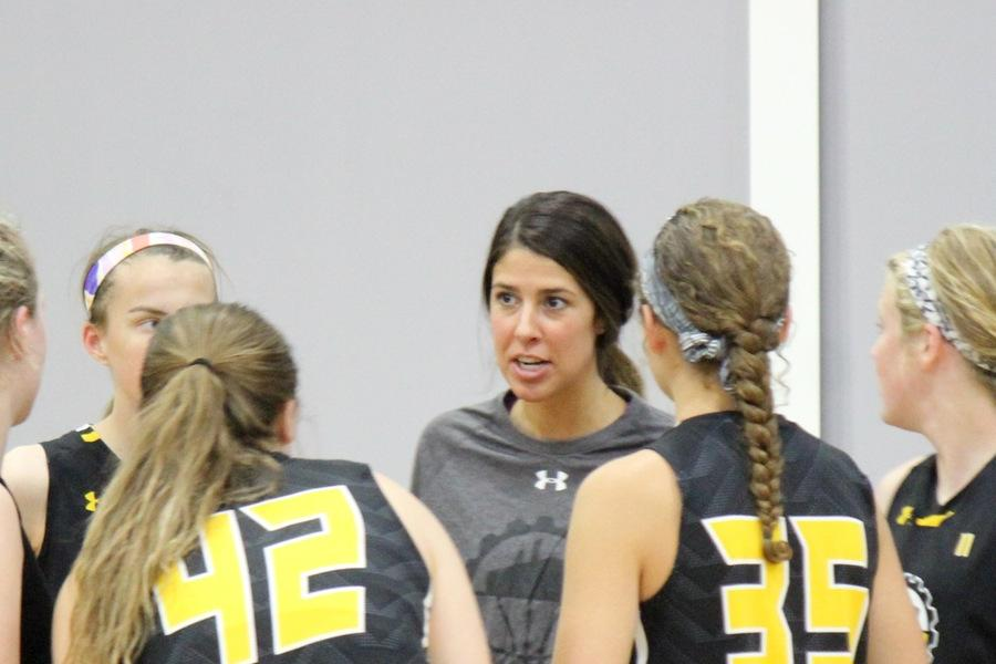 Council Bluffs native and IWCC alum Jillian Flores returns home as new WBB Assistant