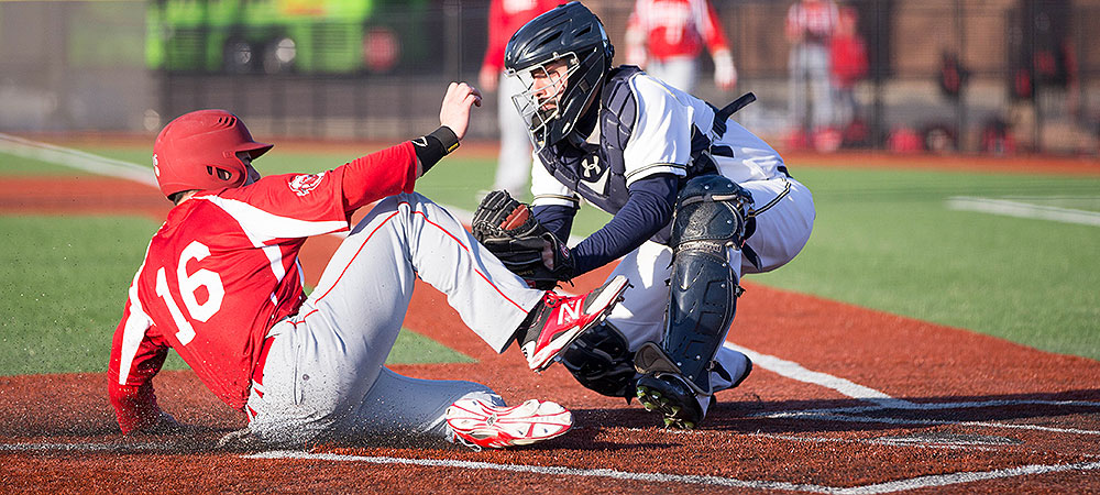 GU shut out by No. 3 Cortland State in sweep