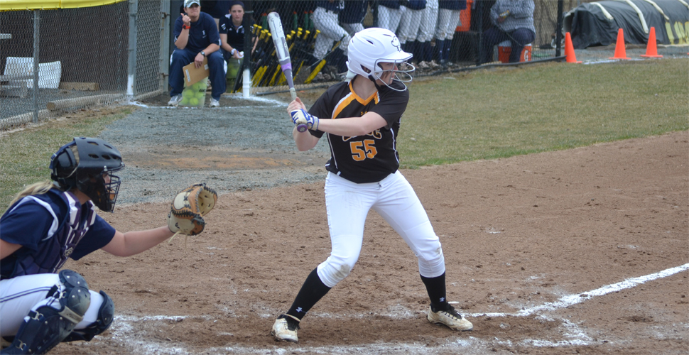 Buckley Guides UMBC Softball to Sweep in Day One of UMBC Dawg Pound Invitational