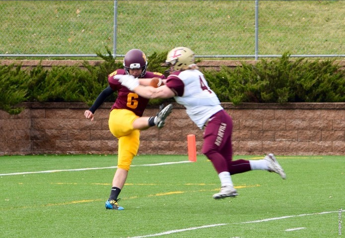 Special teams, defense lift Eureka to third-straight UMAC victory