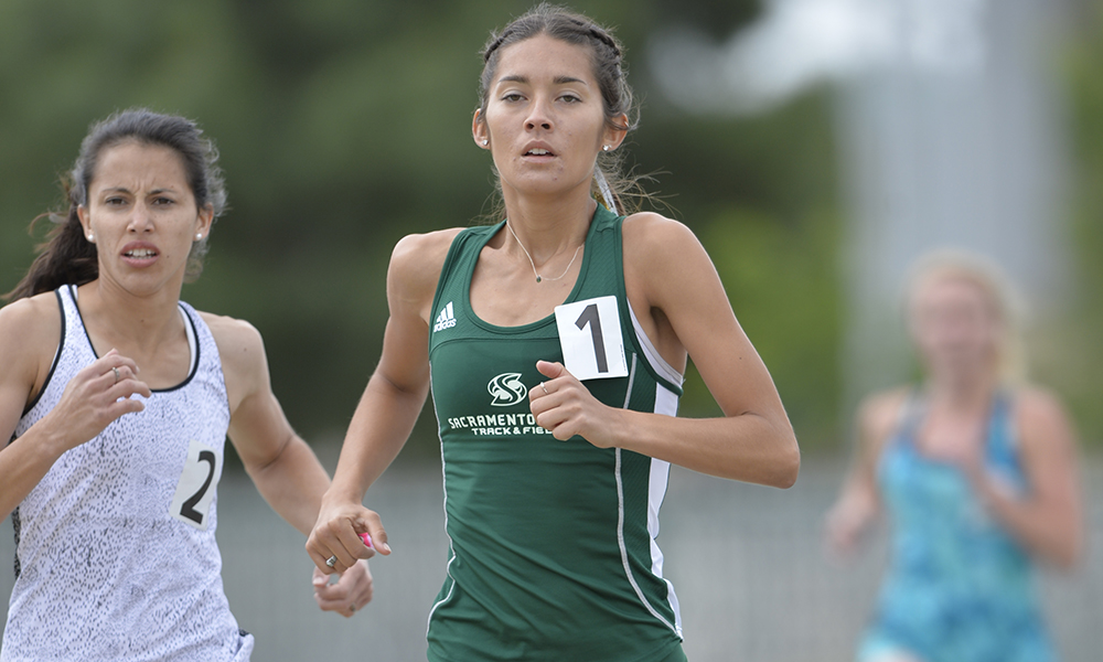 ALBANO, PETERSON SET TOP FIVE SCHOOL MARKS AT HUSKY CLASSIC