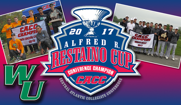 Wilmington Men Claim Eighth Straight CACC Alfred R. Restaino Sr. Cup; Women Place Fourth Overall