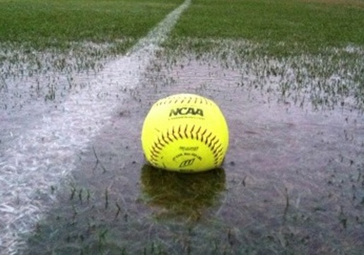 Spring Break Opening Day Games Rained Out