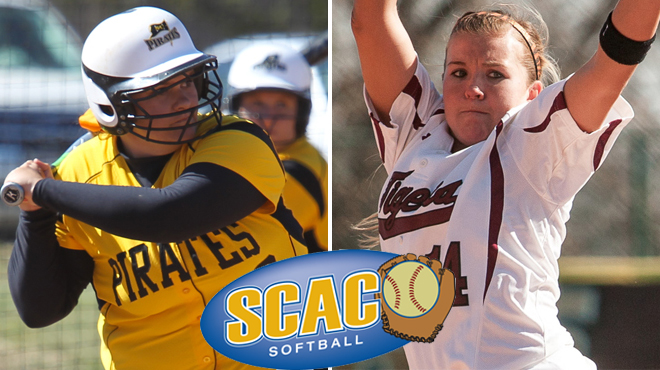 Southwestern's Irvin, Trinity's Castillon Named SCAC Softball Players of the Week