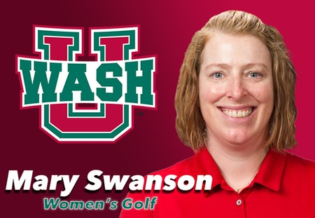 Mary Swanson Named Washington University Women's Golf Coach
