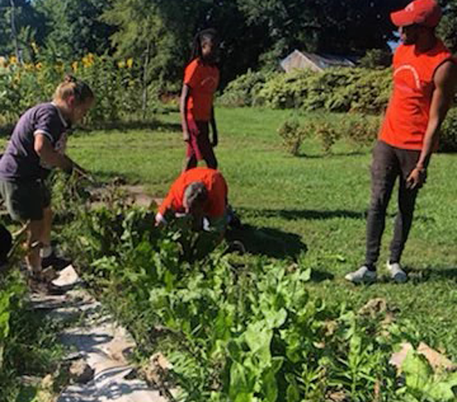 Athletes off the Field: Buffalo State student-athletes work to make a difference in community