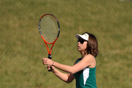 McDaniel records first win of spring