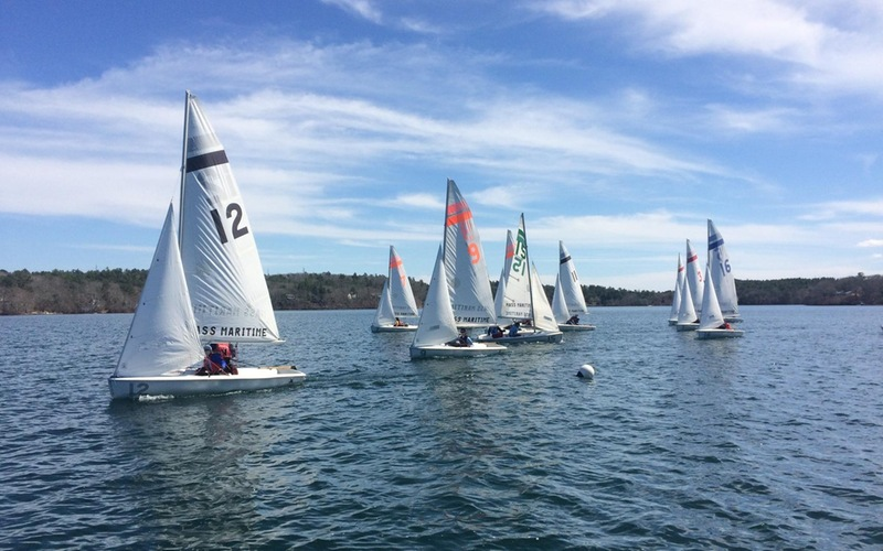 Dinghy Sailing Records Pair Of Top 16 Finishes At Boston College, Northeastern Regattas