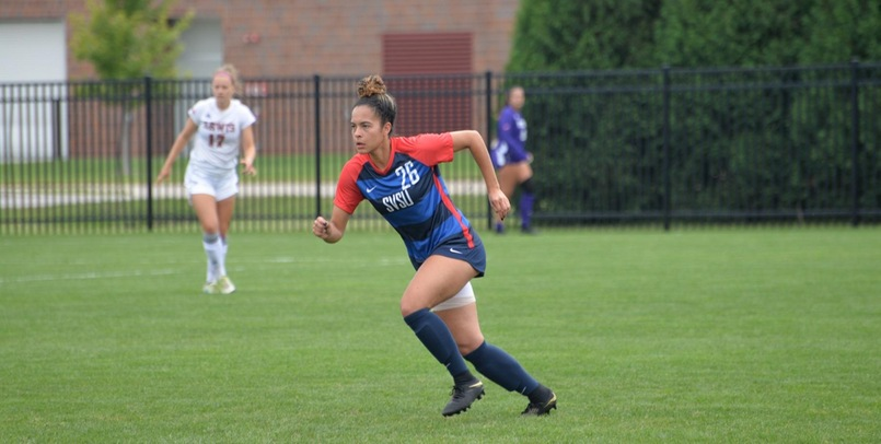 Women's Soccer Downs Tiffin In Regional Action, 4-0