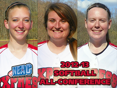 Three Draw NEAC All-Conference Recognition