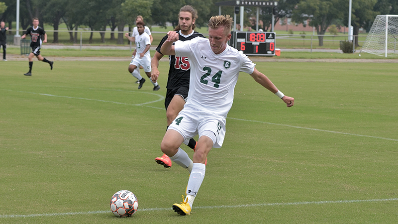 Men's Soccer Defeat Spartanburg On The Road