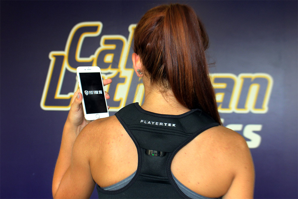CLU Becomes First DIII Partner of Playertek by Catapult