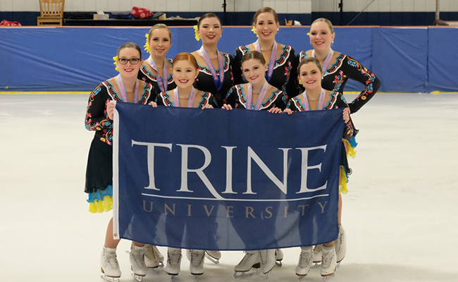Synchro Finishes Season with Fourth-Place Finish