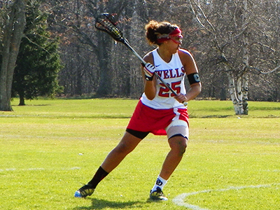 Women's Lacrosse Grounded By Redhawks, 15-1