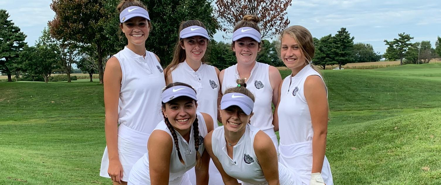 Varsity Girls' Golf Takes 3rd at Lafayette Jeff Invite