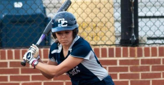GC Softball's Duvall Named PBC All-Academic
