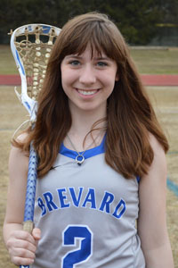 W. Lacrosse: Olivia Booth
