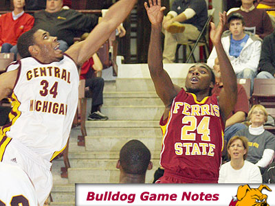"FSU's Josh Young and the Bulldogs host GVSU On ""Big Monday"" (Pioneer Photo)"