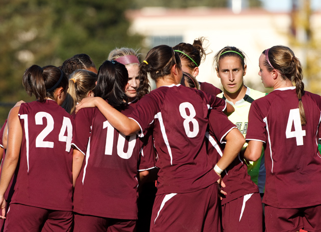Jerry Smith Announces SCU Women's Soccer Class of 2015