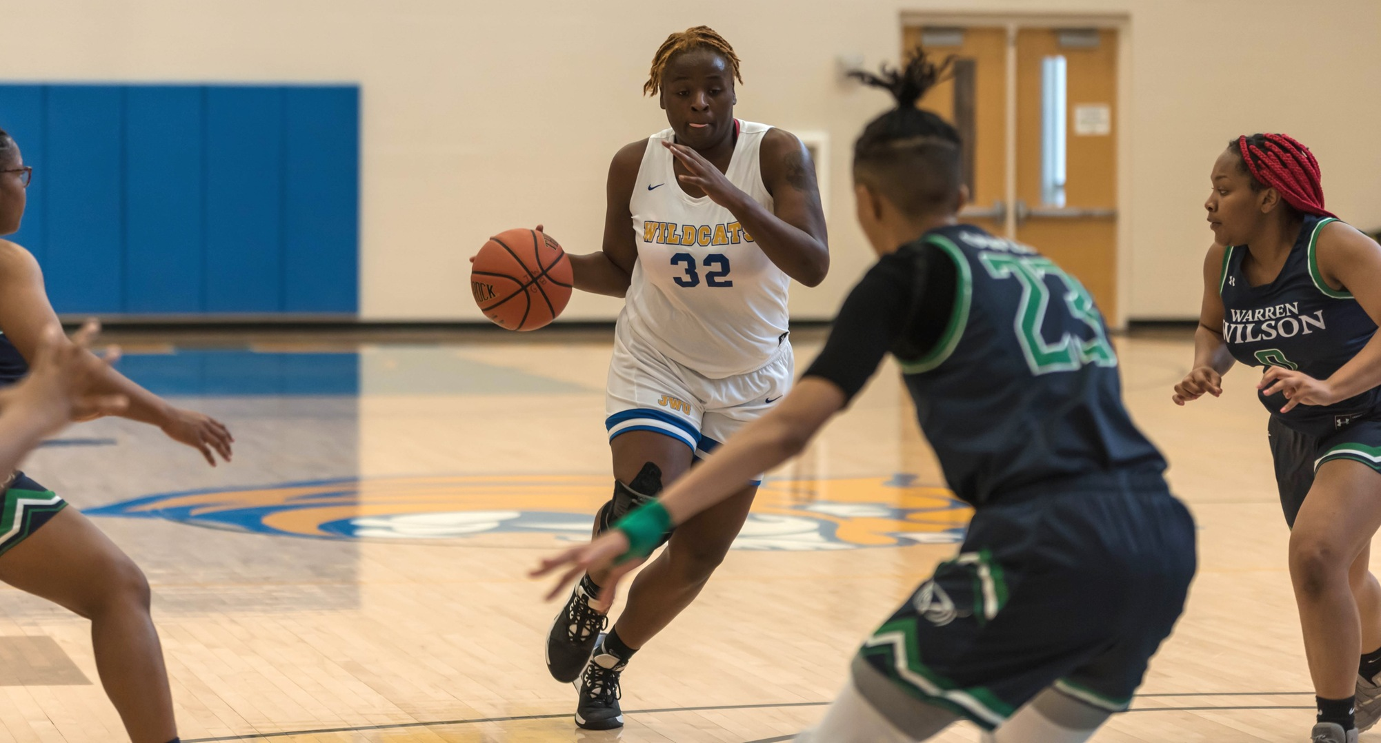 Women's Hoops End Season With 66-51 Victory