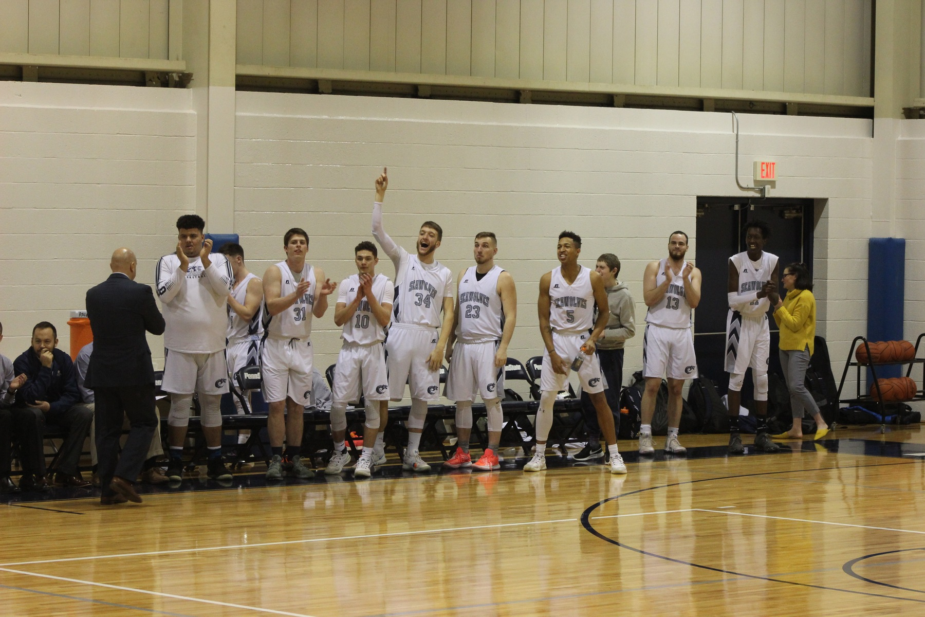 All Contribute In Team Win At USCAA National Tournament