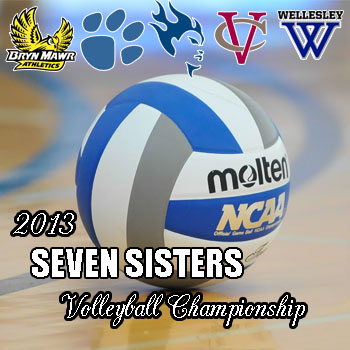 2013 Seven Sisters Volleyball Championship: Day 1
