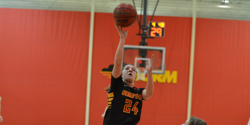 Swarming defense powers Storm women to big win