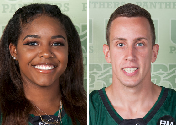 UPEI announces the Panther Subway Athletes of the Week, January 14 to 20