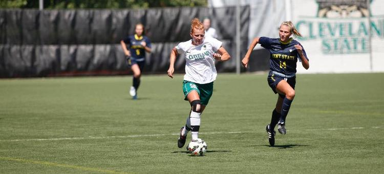 Women's Soccer Plays to 1-1 Draw at Milwaukee