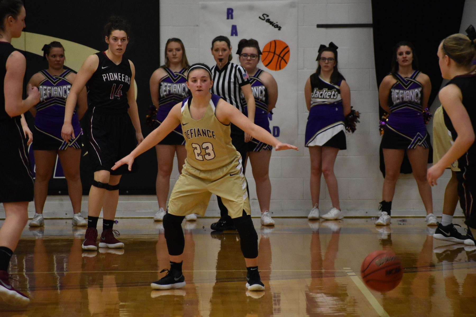 Women's Basketball Concludes Season at Hanover