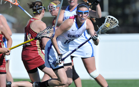 W&L Sweeps Women's Lacrosse Awards