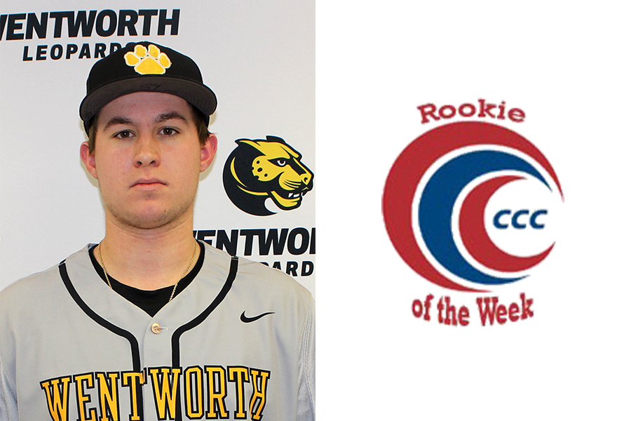 Callagee Named CCC Rookie of the Week